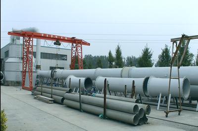 DN800-DN3000大口径水流量检定装置